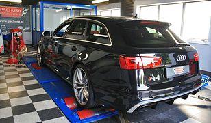 Audi S i RS jeszcze mocniejsze