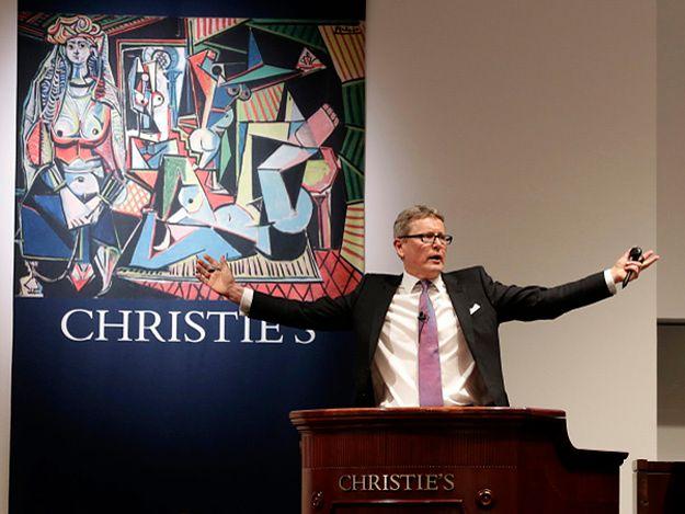 Obraz Picassa sprzedany na aukcji za rekordową cenę