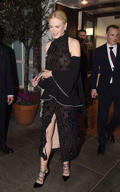 Nicole Kidman w dramatycznej kreacji
