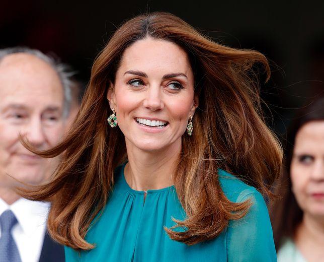 Kate Middleton zdradza sekret idealnego wyglądu