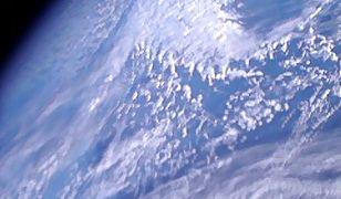 Tak wygląda zdjęcie wykonane przez polską satelitę PW-Sat2
