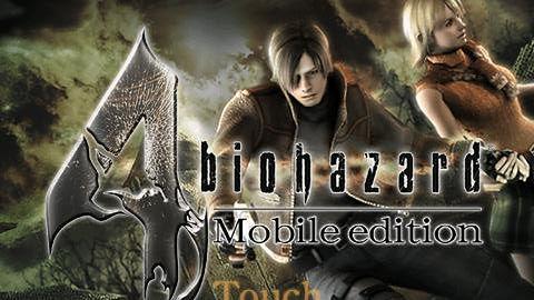 Resident Evil 4 na iPhone`a był... i się zmył