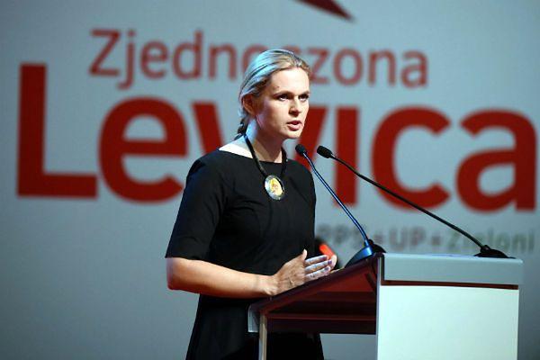 Barbara Nowacka - od 5-10-15 do wielkiej polityki