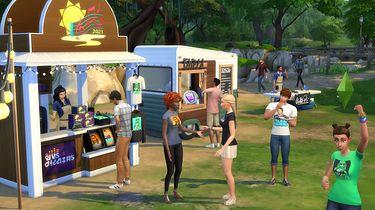 Festiwal muzyczny w The Sims 4. Wystąpią prawdziwy artyści. - The Sims 4 Sims Sessions