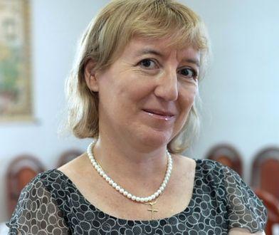 Barbara Bubula z PiS walczy z wulgaryzmami w czasie meczów reprezentacji