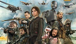 Star Wars. Łotr 1. Sylwetki i plakaty