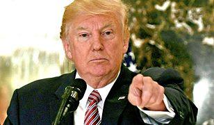 Donald Trump: odważne posunięcie prezydenta USA. Turcja zagrożona katastrofą gospodarczą
