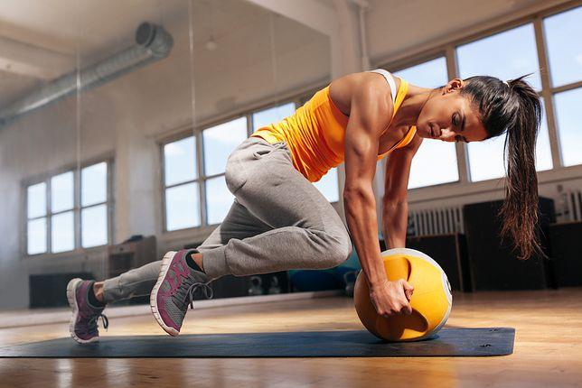 Plan treningowy zorganizuje trening i doda motywacji