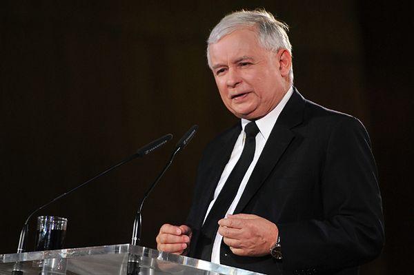 Jarosław Kaczyński: nie dostałem zaproszenia na spotkanie ws. pomnika