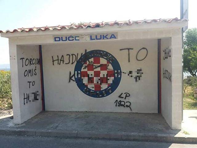 Chorwacja. Pojechał z rodziną na wakacje, przepraszał za rodaków
