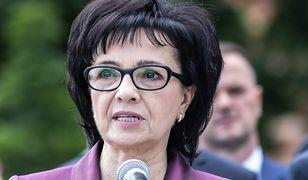 Elżbieta Witek będzie pełnić funkcję marszałka Sejmu ponad dwa miesiące