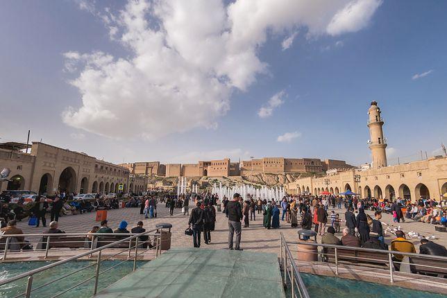 Atrakcje Iraku - Irbil