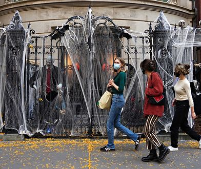 "USA. Halloween 2020, czyli ""cukierek albo wirus"""