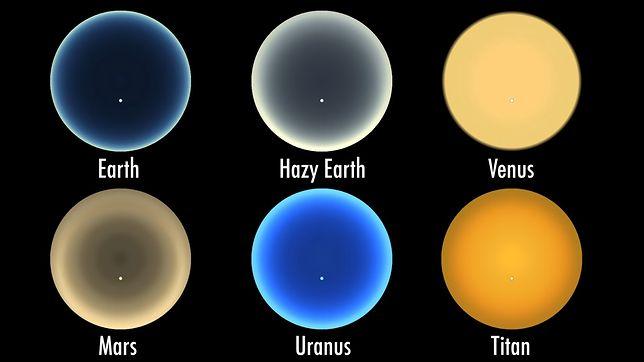 NASA pokazała niesamowite zachody słońca.