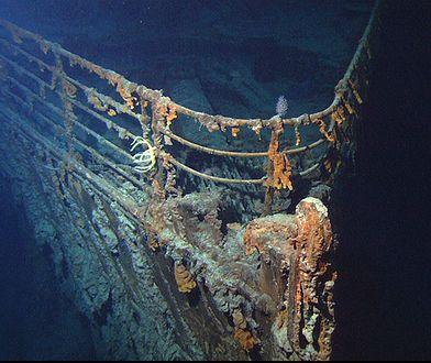 Ważą się losy Titanica