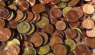 1 eurocent, 2 eurocenty. Unia chce końca monet o najniższych nominałach