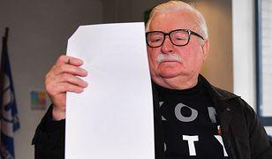 """Lech Wałęsa o Jarosławie Kaczyńskim: od dawna ma """"hopla"""" na Nobla"""