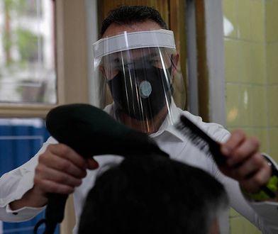 Otwarcie usług fryzjerskich i kosmetycznych już w poniedziałek 18 maja