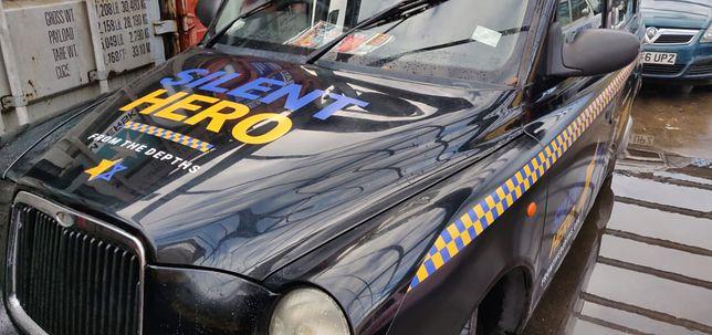 Taksówki będą bezpłatnie przewoziły osoby, które podczas II wojny światowej ratowały Żydów