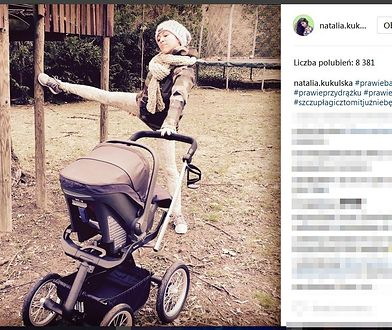 """Natalia Kukulska zaskakuje na Instagramie. """"Szczupła gicz to mit, już nie będę nigdy fit?"""""""