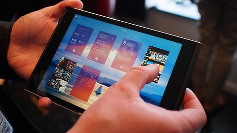 [MWC 2015] Jolla prezentuje swój tablet i planuje z Intelem podbój mobilnego rynku