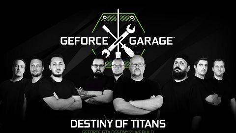 Zawody GeForce Garage rozpoczęte – modderzy przystąpili do rywalizacji
