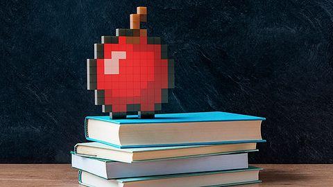 Minecraft dla szkół z dobrymi wynikami i nową aktualizacją