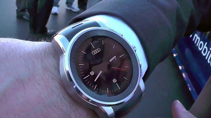 [CES 2015] Smart-zegarek LG z webOS, którego nie będziesz wstydził się nosić