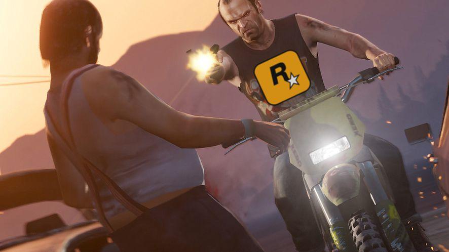 Rockstar nagłą premierą GTA V chce zdławić sprzedaż innych gier