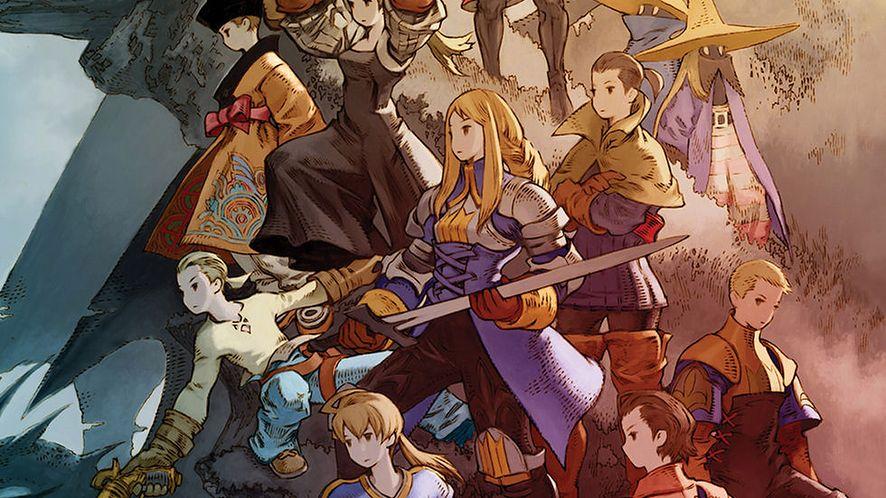 Drogie wspomnienia: Final Fantasy Tactics wreszcie także dla urządzeń z Androidem