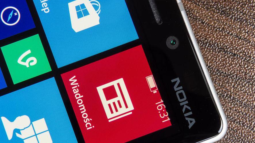 Nokia nie potrafi zapomnieć o smartfonach i tabletach