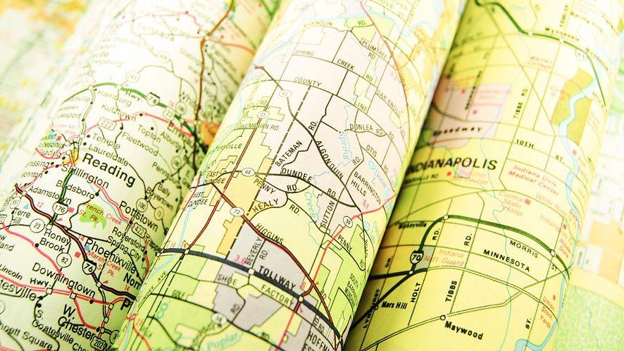 Mapy Google potrzebują przewodników, do zgarnięcia terabajt na Dysku Google