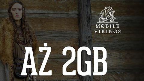 Operator Mobile Vikings 4 grudnia zaoferuje 2 GB danych za 19 zł