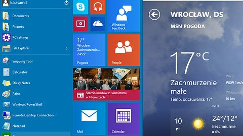 Testerzy narzekają na rozwiązania z Windows 10 i dzielą się swoimi pomysłami