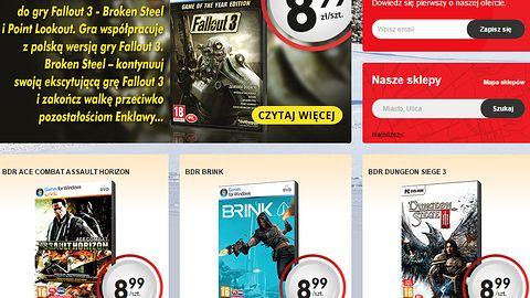 Noworoczna wyprzedaż dla graczy w Biedronce: ponad 200 gier za 8,99 zł