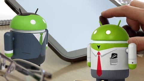 Android for Work walczy o użytkowników biznesowych. Wesprze go Blackberry