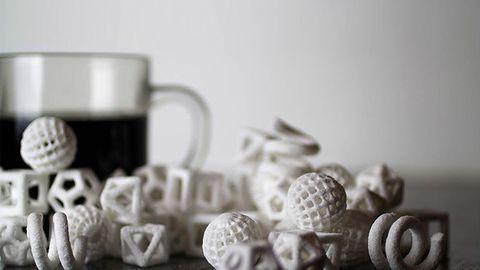 CES 2014: Drukowanie w czekoladzie i cukrze, łatwe tworzenie modeli i drukarka za 499 dolarów