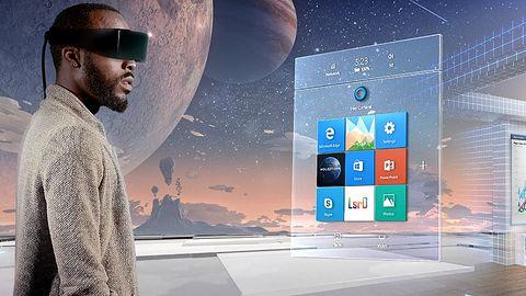 Intel z Microsoftem wepchną nas w holograficzny interfejs Windowsa 10 #IDF16
