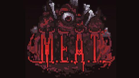 Piksel artowe RPG M.E.A.T. od rapera Słonia ze zbiórką społecznościową