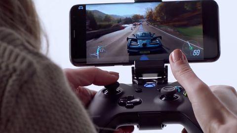 Project xCloud: w gry z Xboksa zagramy na smartfonie, nawet bez posiadania konsoli