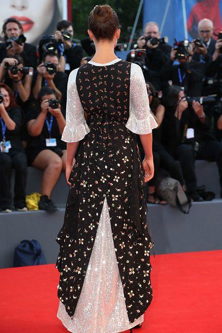 Alicia Vikander na Festiwalu Filmowym w Wenecji