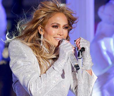 Jennifer Lopez bez makijażu. Pokazała się fanom w domowej odsłonie