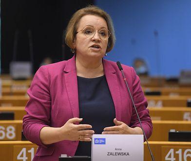 Zalewska zmieniła zdjęcie profilowe na Twitterze. Internauci jej nie poznali