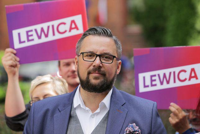 Marcin Kulasek, poseł SLD odleciał. Narzekał, że za 9 tys. miesięcznie może nie utrzymać się w Warszawie