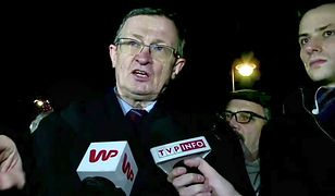 """""""Jest znakomity, to perełka"""". O kim mówił Tadeusz Cymański?"""