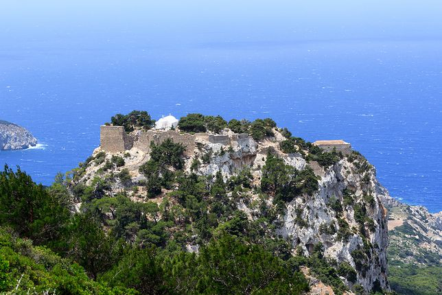 Zamek Monolithos