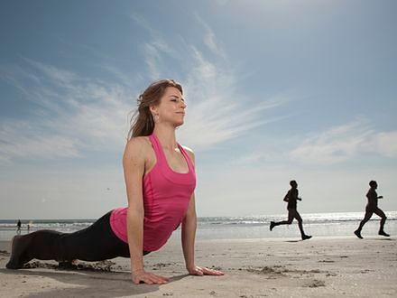 Ćwicząc chudniesz i... mądrzejesz?