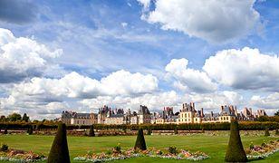 Fontainebleau - jeden z najpiękniejszych pałaców w Europie