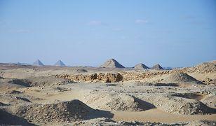 Odkryto grobowiec mający 4400 lat. Może skrywać kilka tajemnic Egiptu