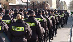 Protest policjantów rozszerza się. W Łódzkiem już co czwarty funkcjonariusz jest na L4
